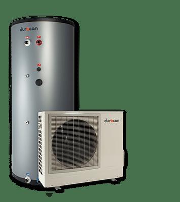 Durocan – 4,5kW – 200 L Boiler