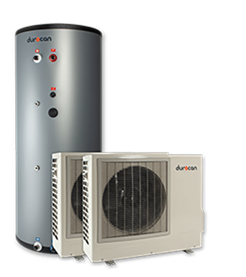 Durocan – 9kW – 200 L Boiler