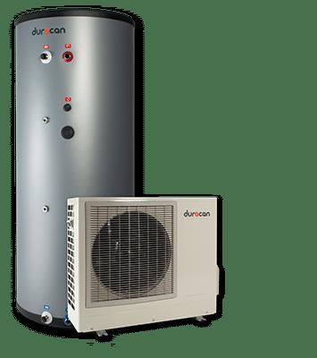 Durocan – 4,5kW – 300 L Boiler