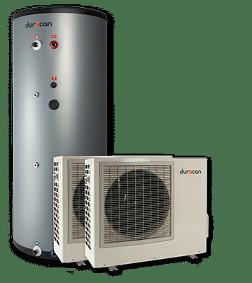 Durocan – 9kW – 300 L Boiler