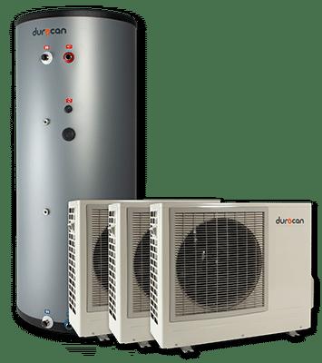 Durocan – 13,5kW – 300 L Boiler