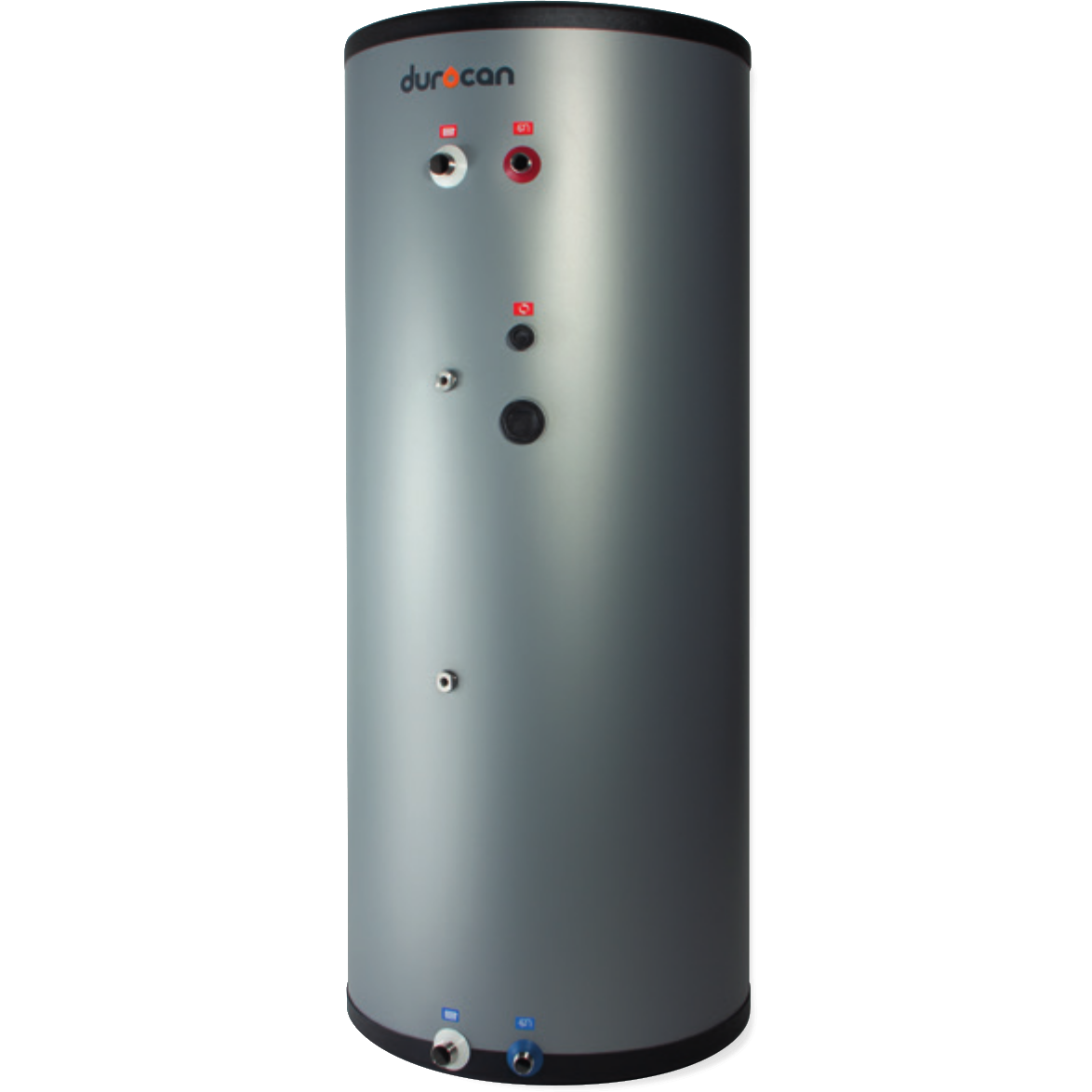 De Jong WPS-300 RVS Boiler – 300 Liter